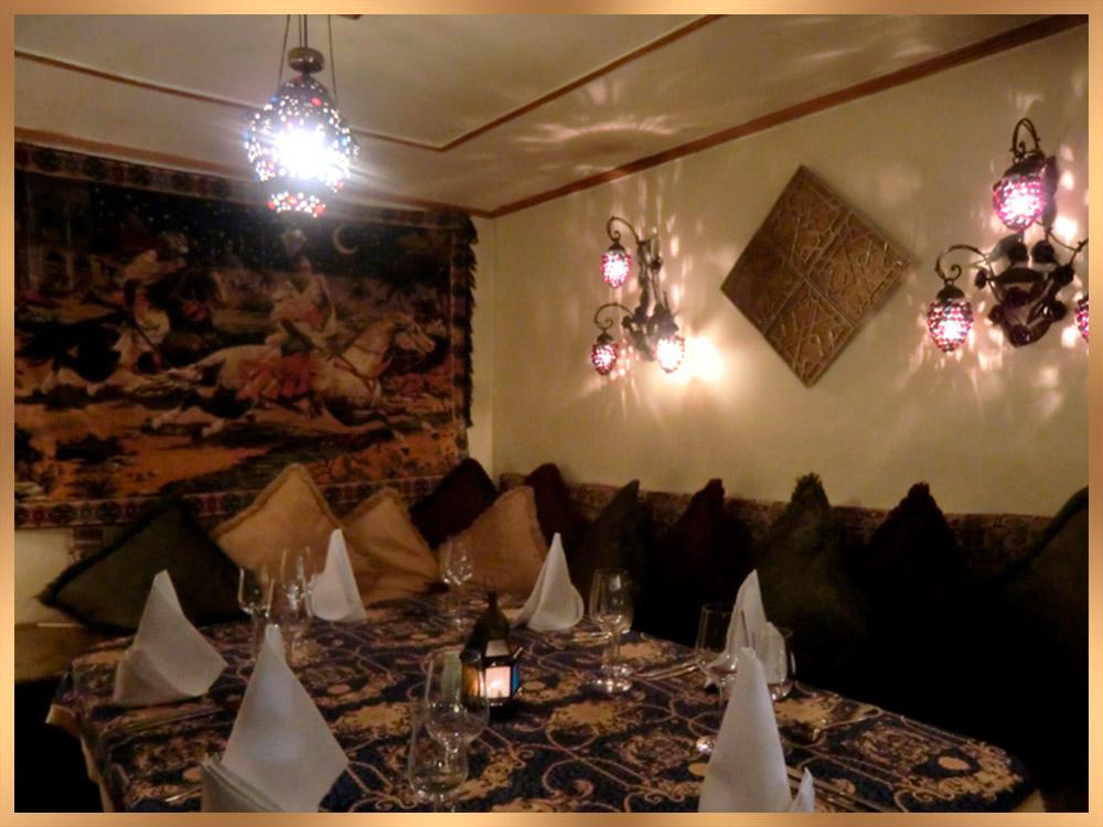 Restaurant Palmyra | Arabic Restaurant Wiesbaden
